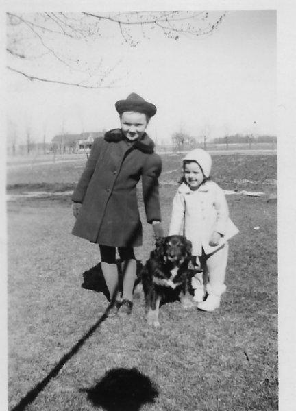 Betty O'Leary & Betty Etue