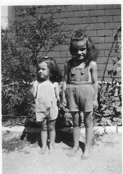 Betty & Theresa O'Leary