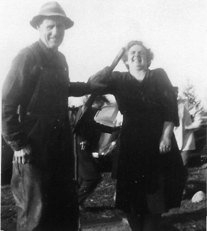 Christine & Timothy O'Leary ( Mom & Dad )