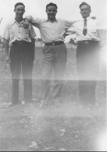 Clem, Hugh, & Jim O'Leary