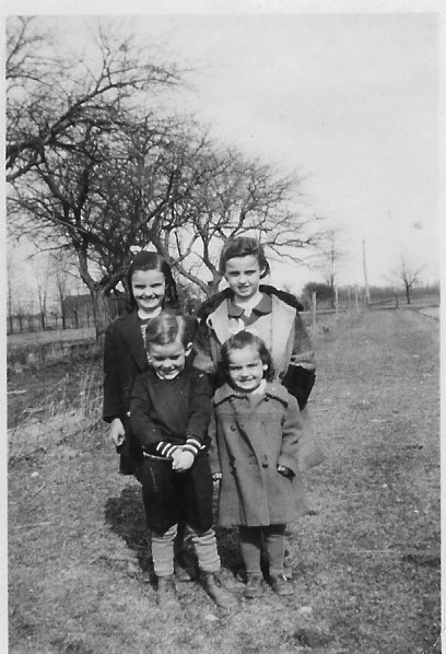 Eileen, Ruth, John , & Theresa O'Leary