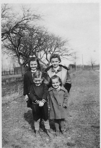 Eileen, Ruth, John , & Theresa O'Leary