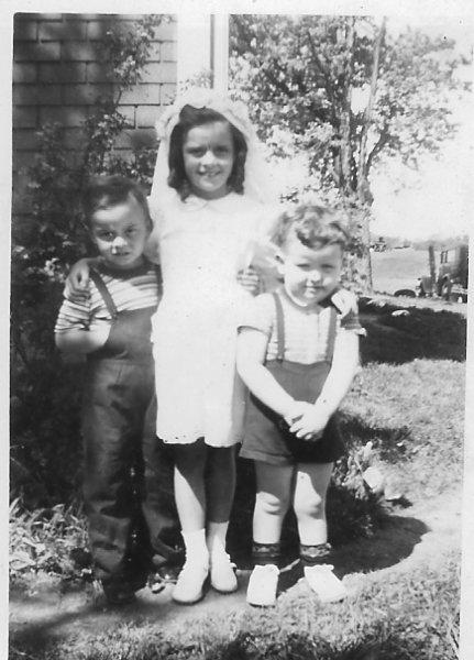 Gerald & Betty O'eary, Tim Costello
