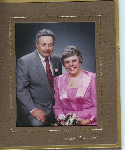 Gerald & Norma O'Leary