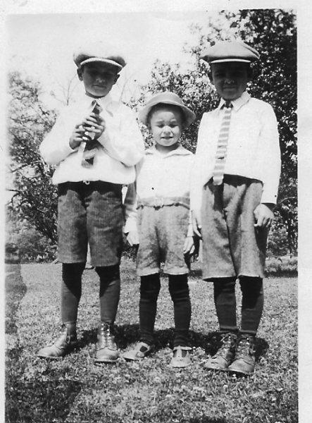 Hugh, Jim & Len