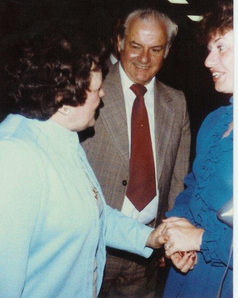 Hugh O'Leary, Bernadette Regier, & Maureen O'leary
