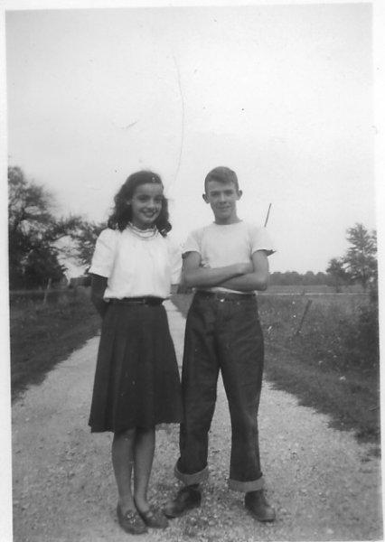 John O'Leary & Theresa O'Leary