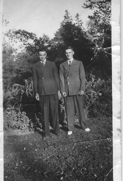 Leonard O'Leary & Jerry Boland