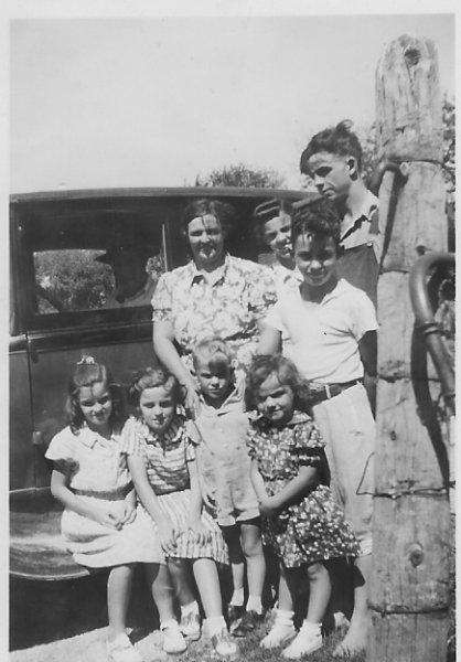 Mom Bernice, & Leonard O'Leary