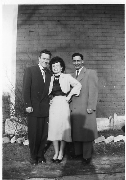 Ruth & Wes Daniels & Clem O'Leary