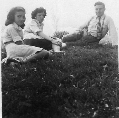 Theresa, Bernice,& Hugh O'Leary