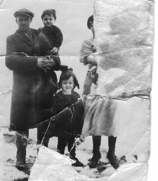 Timothy & Christine O'leary, Madeline & Hugh