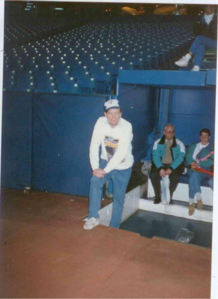 Bob - 1993 Coaching Jays