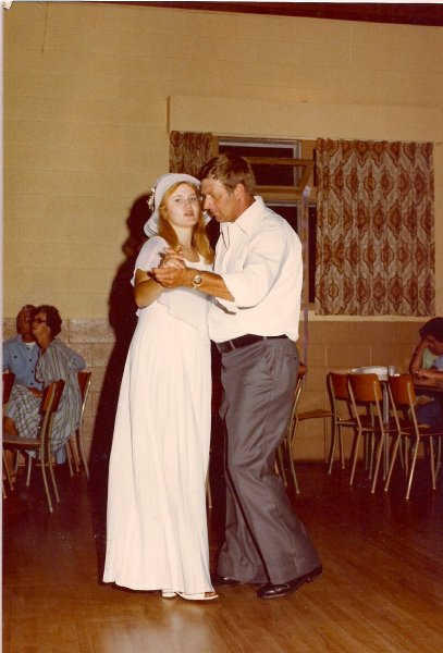 Ross Cheryl Wedding Dancing