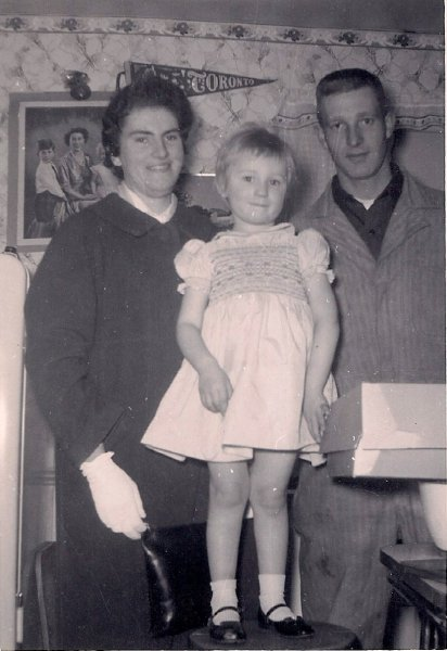 Ross Loretta child Cheryl