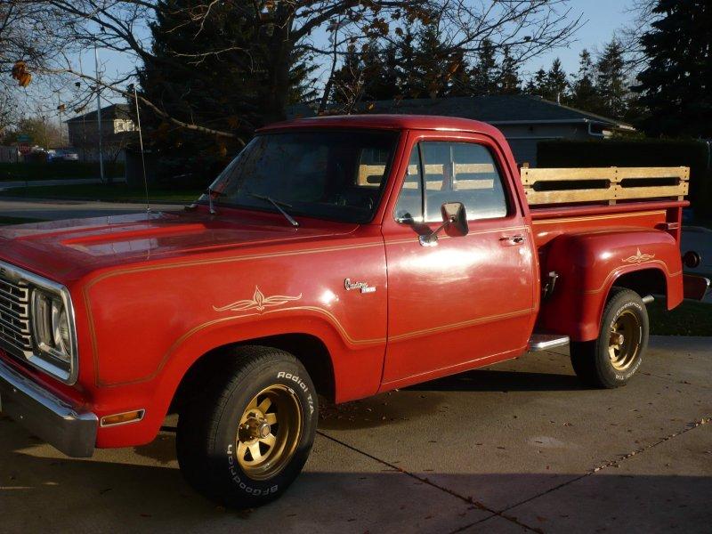 1977 Dodge Truck 004