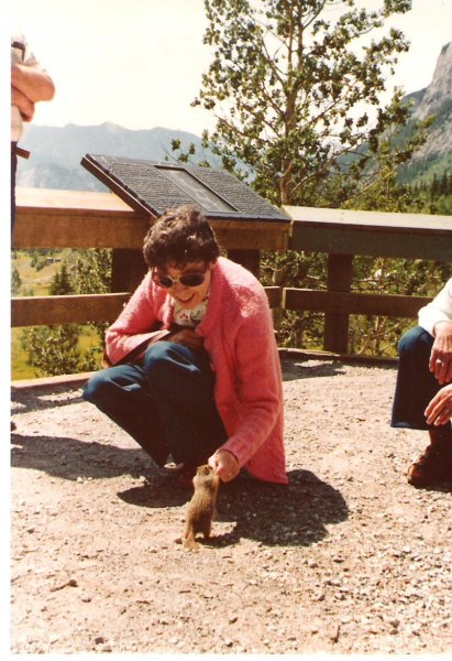 1981-07-11-bankhead-near-banff-gopher