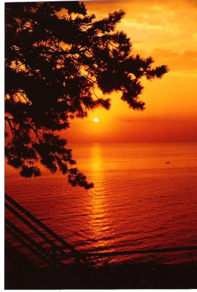 1988-08-bayfield-sunset