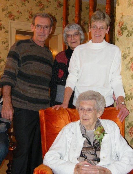 Grandma Wissel Dec07