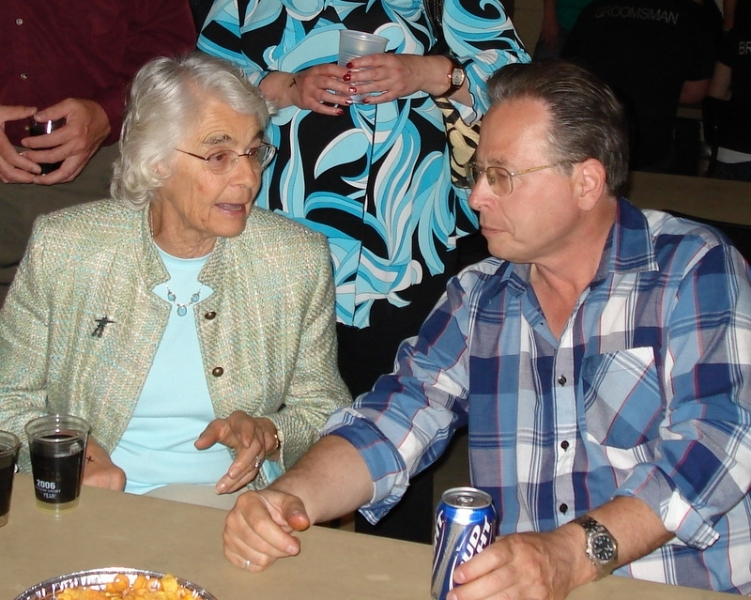 grandma-and-bernie-in-the-heat-of-conversation