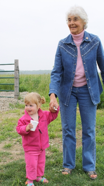 grandma-and-her-lily-davids-farm