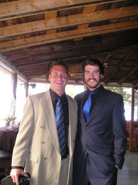 2007 Thanksgiving - Tara's wedding 046