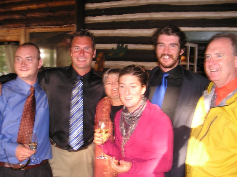 2007 Thanksgiving - Tara's wedding 063