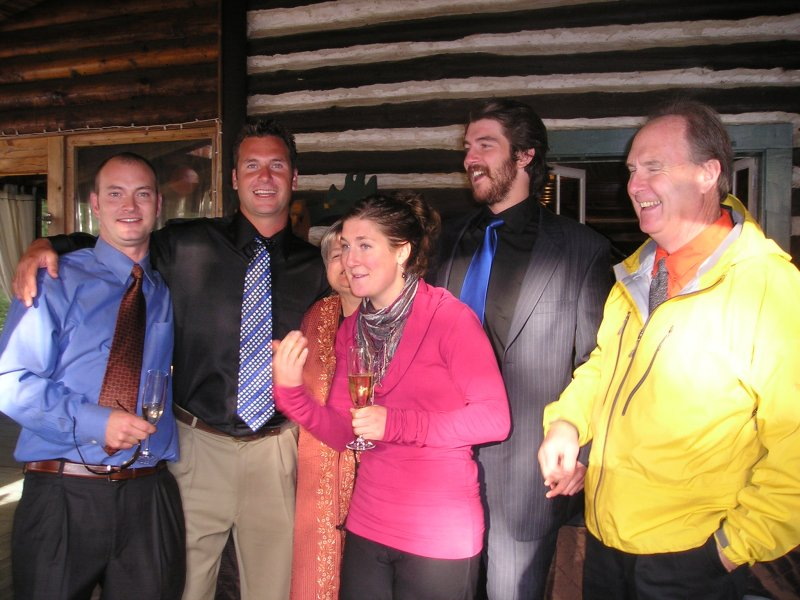 2007 Thanksgiving - Tara's wedding 064