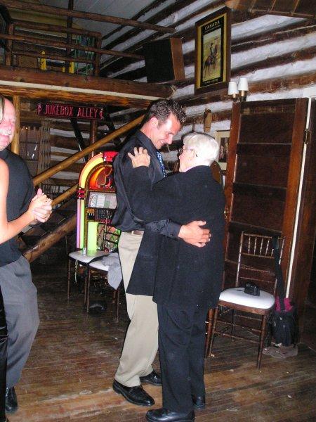 2007 Thanksgiving - Tara's wedding 075