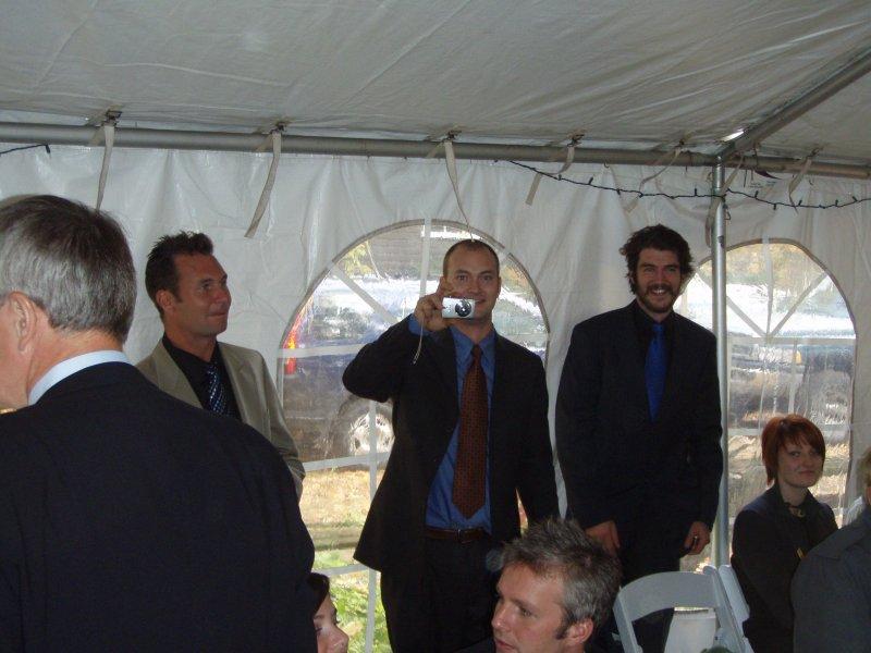 2007 Thanksgiving - Tara's wedding 168