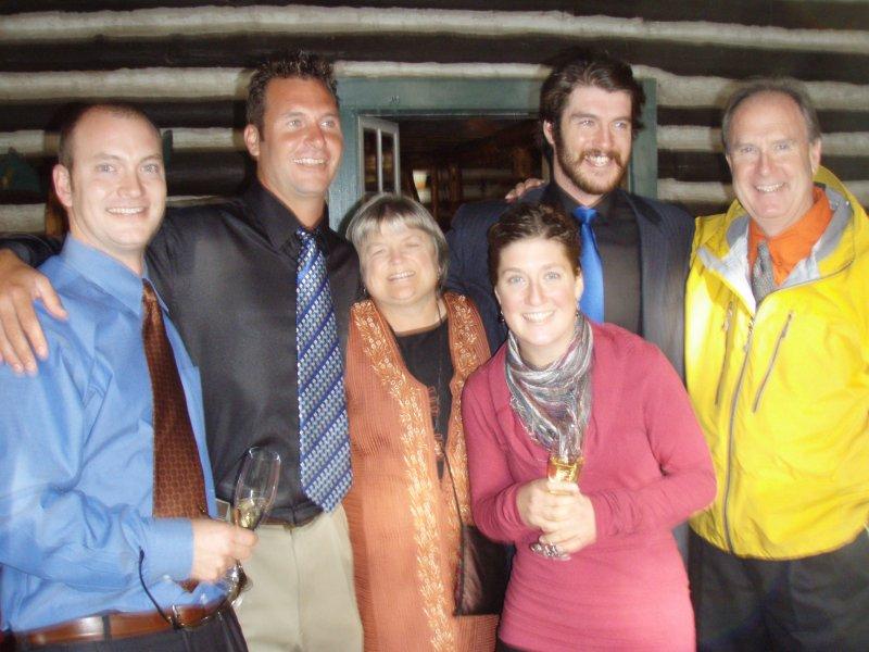 2007 Thanksgiving - Tara's wedding 174