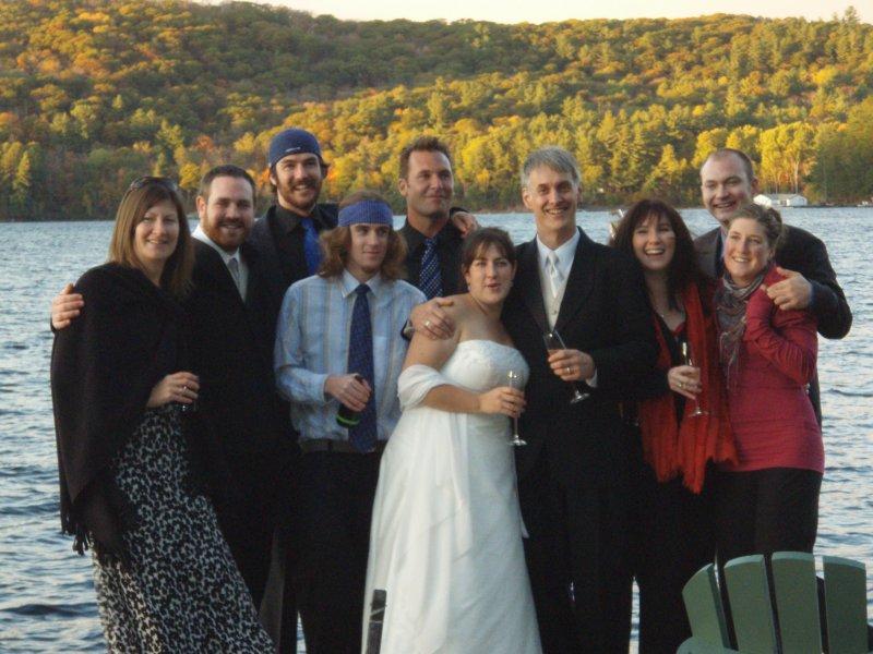 2007 Thanksgiving - Tara's wedding 190