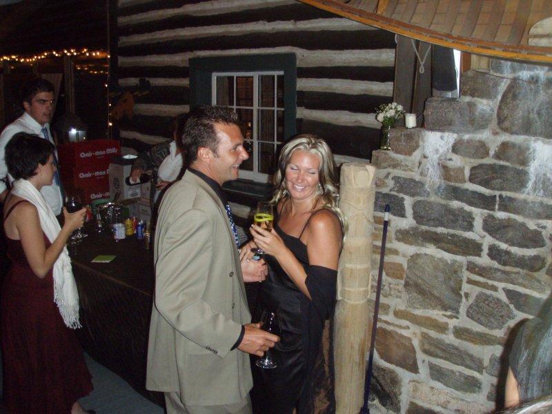 2007 Thanksgiving - Tara's wedding 201
