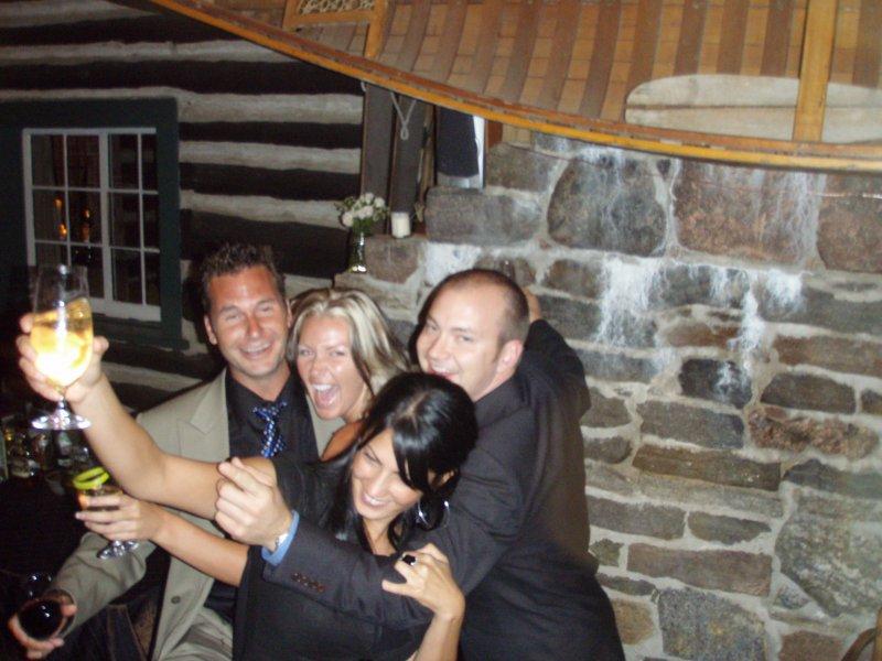 2007 Thanksgiving - Tara's wedding 202