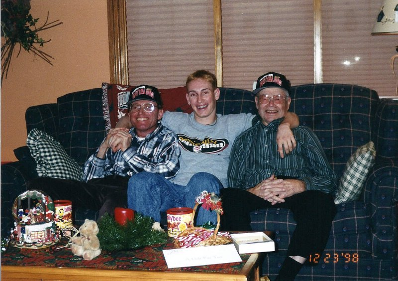 Scott, Sandy, Grandpa