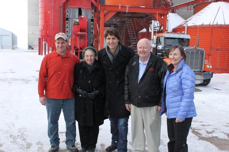 Trudeau visit - Copy