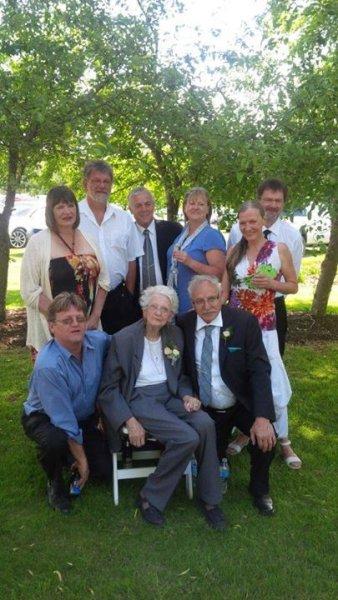 Van Beek Family Photo