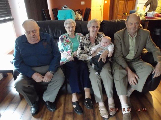 Bentley Gr Grandparents