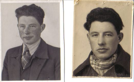 2nd copy Albert as a youth 23 and 25 yrs old