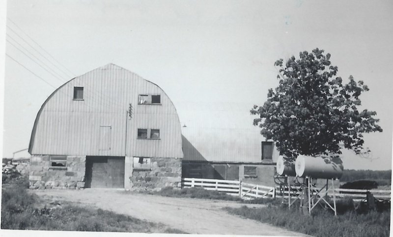 Farm in Hensall -1965