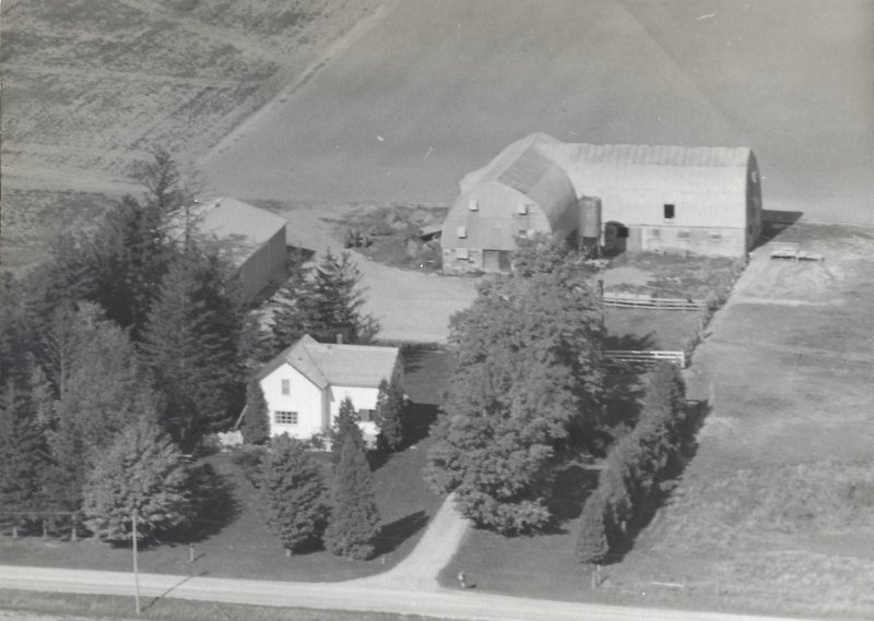 Farm in Hensall -1970
