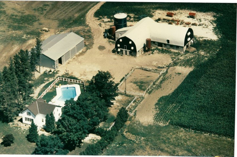 Farm in Hensall -1975