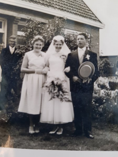 albert maggie wedding photo