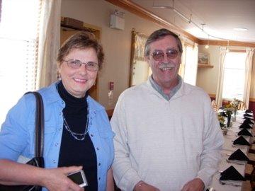 Bob and Laurel April 2008