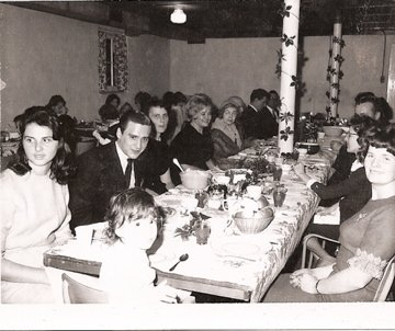 ChristmasParty about 1966