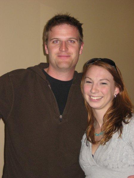 Sarah & Dan June 2009