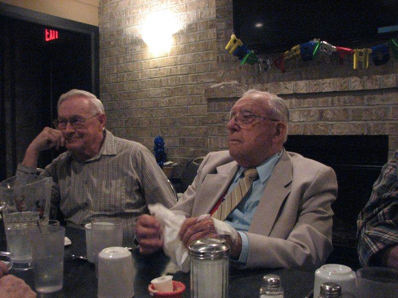 96th Birthday w Gord