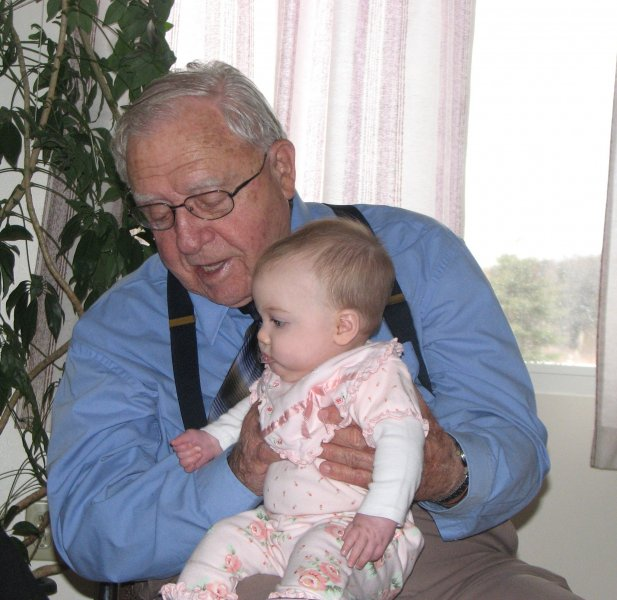 Great-great Grandpa w Lydia