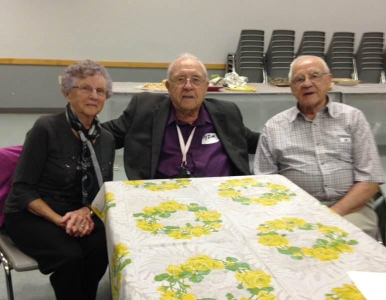 Opal Dad & Cecil Zinn Reunion 2015