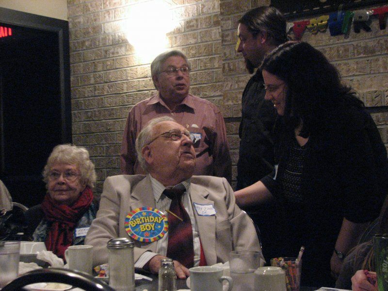 Us & Dad's 94th b'day 024